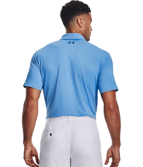 Picture of UNDER ARMOUR m golf majica 1342080-487 PERFORMANCE POLO TEXTURED