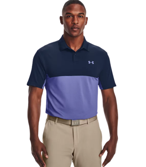 Picture of UNDER ARMOUR m golf majica 1355485-416 PERFORMANCE 2.0 COLORBLOCK POLO