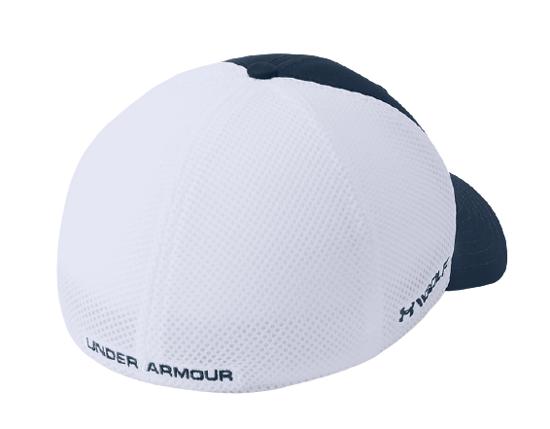 Picture of UNDER ARMOUR m šilt kapa 1305017-408 MICROTHREAD GOLF MESH CAP