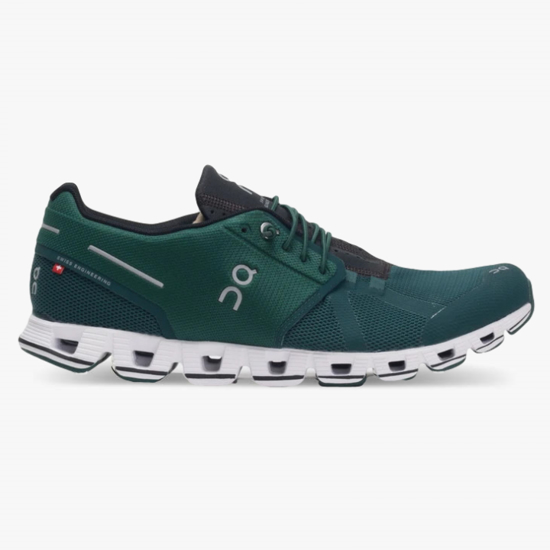 Picture of ON m copati 19.99695 CLOUD evergreen/black