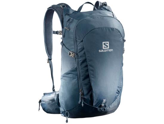 SALOMON nahrbtnik  LC1307800 TRAILBLAZER 30 Copen Blue